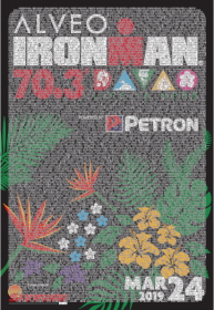 AV IM 70.3 2019   Name Towel