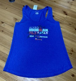 AV IM 70.3 2019 Event Sublimated Dot  Tank
