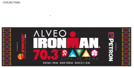 AV IM 70.3 2019 Cooling Towel