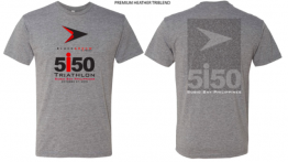 BAE 5150 EVENT NAME TEE (GREY)