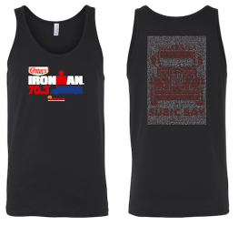 CT IM 70.3 2019 Name Tank (Mens)