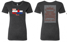 CT IM 70.3 2019 Name Tees (Womens)