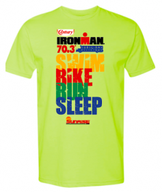 CT IM 70.3 2019 Event Tees B (Mens)