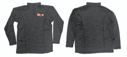 RG  IM 70.3  2019 1/4 Zip Long Sleeves